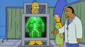 Homer's Examination