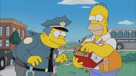Homer's Sandwich