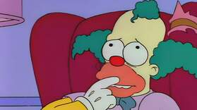 Krusty's TV Return