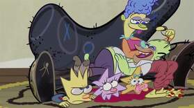 Couch Gag: Treehouse of Horror XXVI
