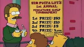 The Mini Golf Tournament