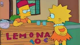 Bart's Lemonade Stand