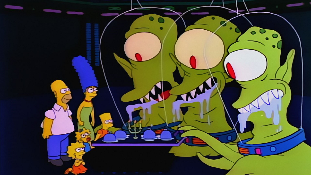 Awesome Treehouse Of Horror Episodes Online Part - 8: Simpsons World