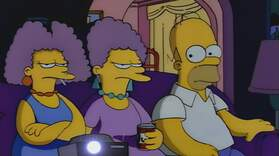 Homer Invents a New Drink