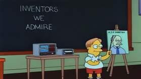 Inventors We Admire