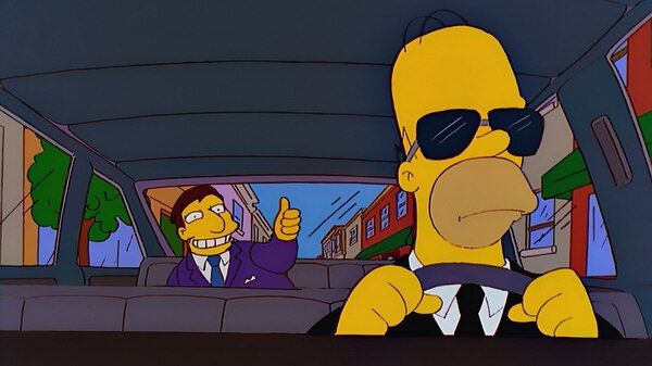 Mayored To The Mob Season 10 Episode 9 Simpsons World