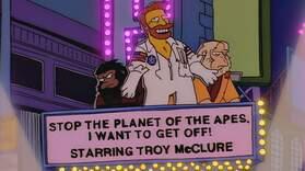 Oh, Dr. Zaius