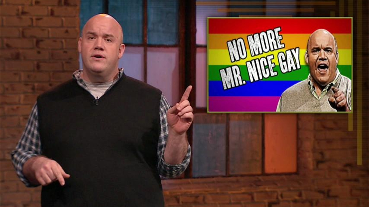 Guy Branum's No More Mr. Nice Gay - Ender's Game
