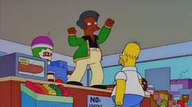 Apu's High Life