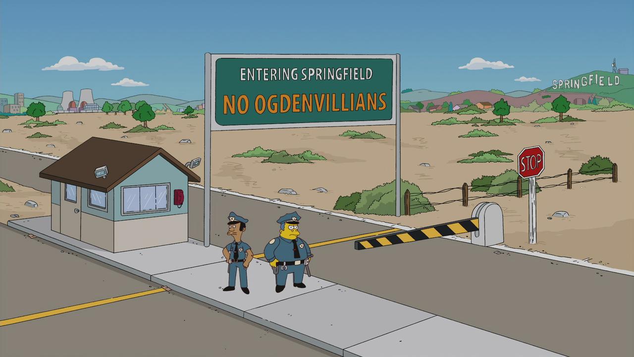 Joe Rogan's Moon Hoax Mystery and Flat Earth Denial Simpsons_20_21_P4