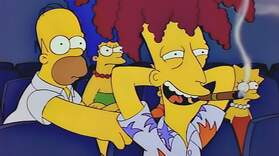 A Movie With Sideshow Bob