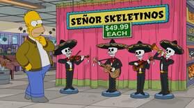 Senor Skeletinos
