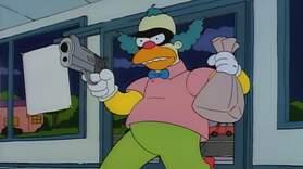 Kwik-E Robbery