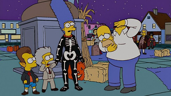 Treehouse of Horror XVI
