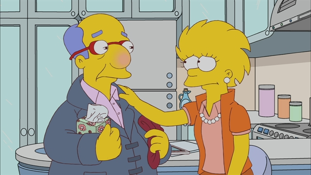 Milhouse and lisa sex