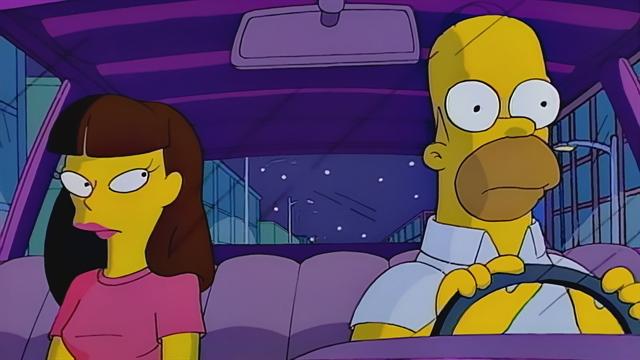 Venus Throws Herself At Waiting Arms Of >> Venus De Milo Season 6 Episode 9 Simpsons World On Fxx