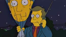 Bart's Comet Discovery