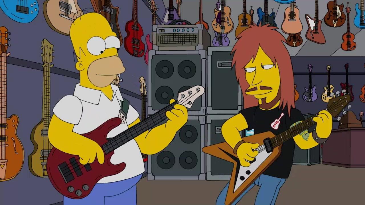Covercraft Season 26 Episode 8 Simpsons World On Fxx