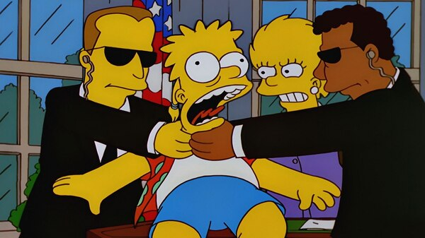Bart to the Future | Simpsons World on FXX