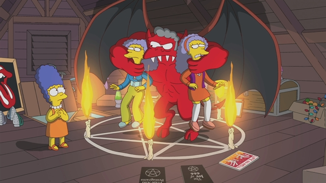 treehouse of horror xxiii online legendado