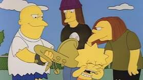 Lisa and the Bullies
