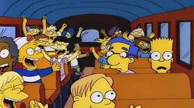 Bart Wasn't Invited