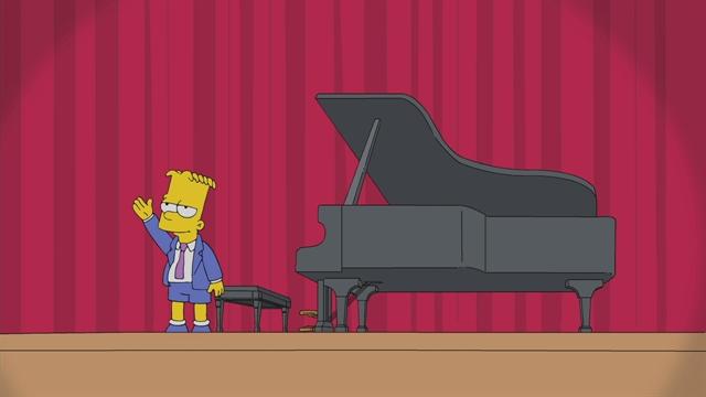 Bart's Piano Recital