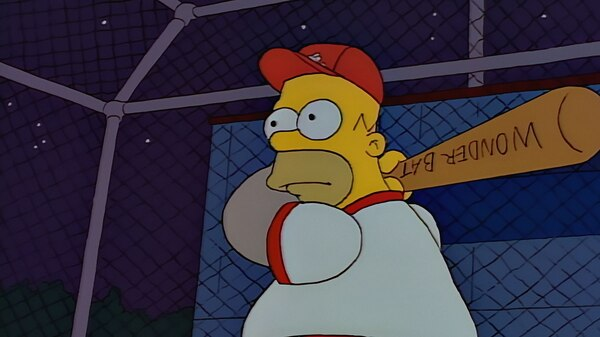 Homer at the Bat | Simpsons World on FXX