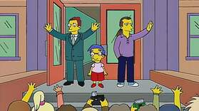 Milhouse's New Life
