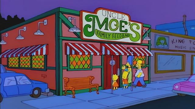 Moe's Family Feedbag