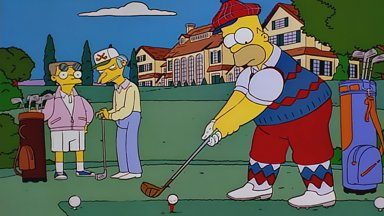 Club Sand Wedge   season 7 episode 14   Simpsons World on FXX Golf Party Ideas Queen Bee on chemo party ideas, doomsday party ideas, ultraman party ideas, crystal party ideas, key party ideas, mother party ideas, sugar plum fairy party ideas, snake party ideas, daisy party ideas, cupid party ideas, honey bee party ideas, rose party ideas, queen bee tattoo ideas, church party ideas, queen bee party rentals, thanksgiving party ideas, brain party ideas, girly girl party ideas, beautiful party ideas, dancing party ideas,