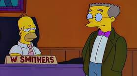 Smithers' Chair