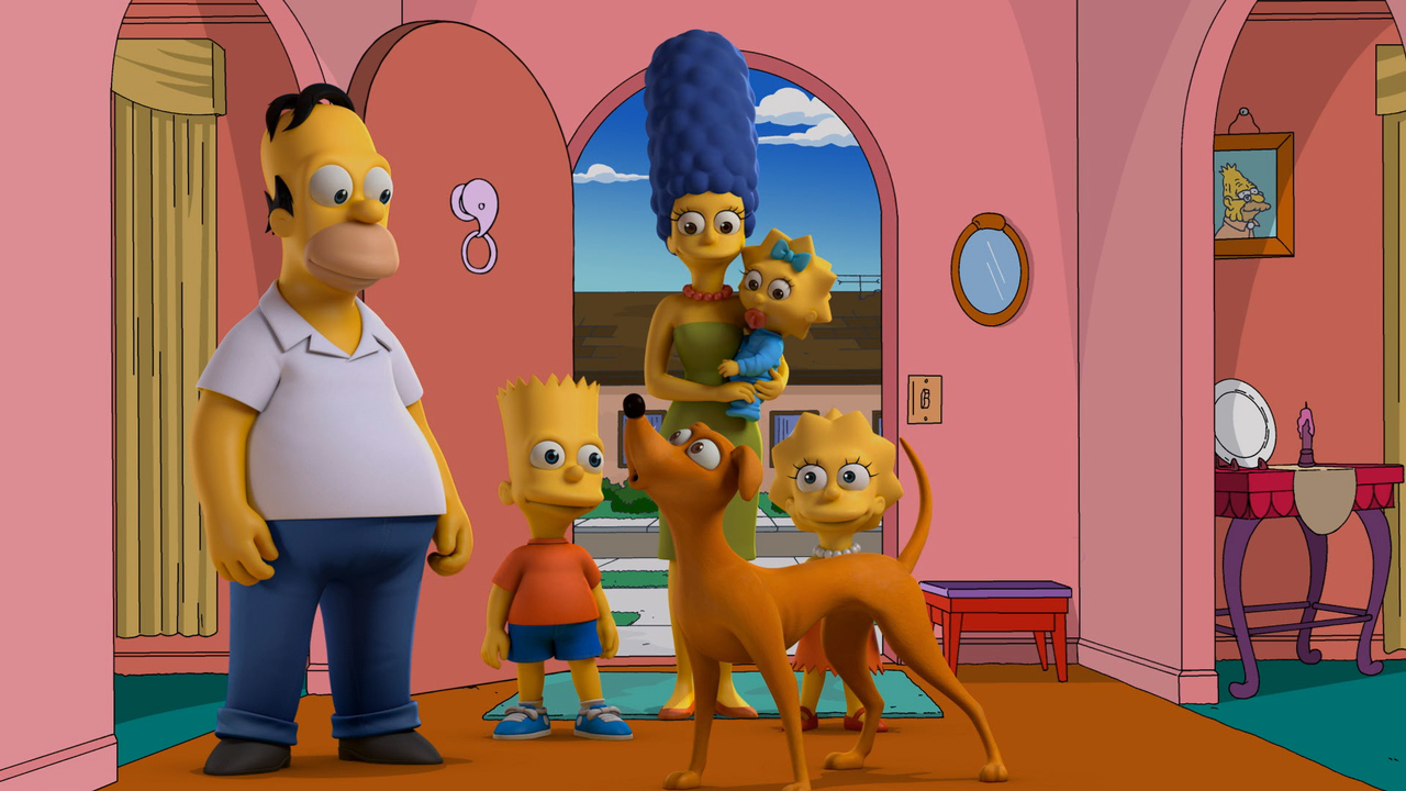 Claymation Simpsons | season 26 episode 4 | Simpsons World on FXX