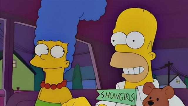 Still Studying | season 11 episode 2 | Simpsons World on FXX
