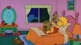 Lisa's Saxophone