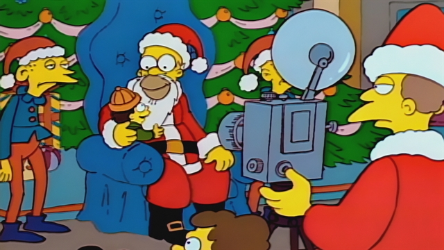 The Simpsons Christmas Episodes.Tis The Mid Season Television S Greatest Christmas
