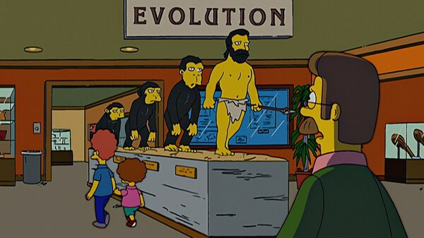 The Monkey Suit Season 17 Episode 21 Simpsons World On Fxx