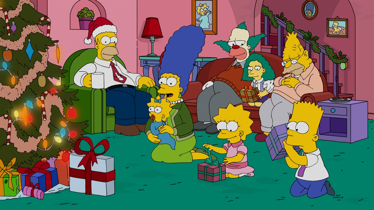 The Nightmare After Krustmas | season 28 episode 10 | Simpsons World ...